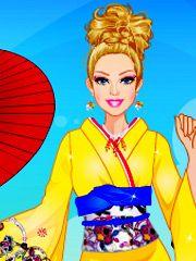 Joaca Barbie In Japonia