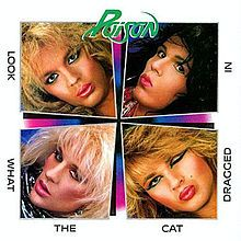 Poison - 'Look What the Cat Dragged In' One of the best Glam Metal albums ever!