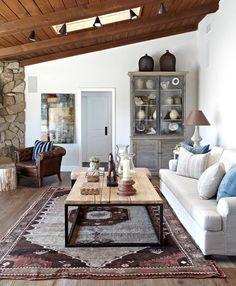Salon, Ranch Home Decor, Ranch Style Decor, Diy Home Decor, Earthy Home