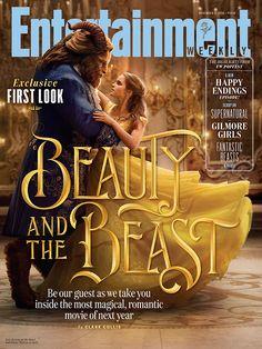 Disney : la Bête se dévoile face à la Belle Emma Watson en photo - Actus Ciné - AlloCiné