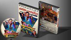 Guerra Dos Monstros - Capa | VITRINE - Galeria De Capas - Designer Covers Custom | Capas & Labels Customizados