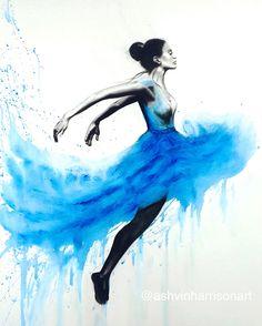 One of my latest art pieces. Charcoal and acrylics- SOLD #art #beautifulwomen #sketch #drawing #painting #blackandwhite #model #newart #Artoftheday #Contemporaryart #Modernart #Sydneyart #toowoomba #artpic #brisbaneart #realism #beauty #natural #lifemodel #figuremodel #lifedrawing #curves #ballerina #ballet #balletdancer #dancer #bluedress #artforsale #figurativeart