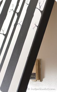 See how easy it is to disguise ugly wall fixtures like doorbells and thermostats with pretty canvas art and Command(TM) Picture Hanging Strips! Decorating Your Home, Decorating Ideas, Craft Ideas, Hide Thermostat, Entryway Paint Colors, Door Bells, Group Art, Wall Fixtures, Interior Design Tips