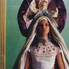 religious fashion editorials..divine.*
