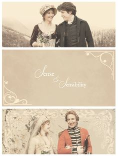 Sense and Sensibility Jane Austen. Emma Thompson as Elinor Dashwood & Kate Winslet as Marianne Dashwood Elizabeth Gaskell, Charlotte Bronte, Jane Eyre, Movies Showing, Movies And Tv Shows, Love Movie, I Movie, Winchester, Feelings
