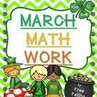 Super cute, March themed color by code pages that can be used in the classroom during independent time, small groups, review, or even homework. Dr....