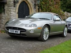 our 3rd xk8 we love it !!!!!