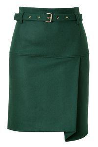 SEE BY CHLOÉ Wool Blend Skirt