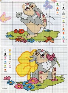 930 best disney xstitch images in 2019 Disney Cross Stitch Patterns, Cross Stitch For Kids, Cross Stitch Baby, Cross Stitch Animals, Counted Cross Stitch Patterns, Cross Stitch Charts, Cross Stitch Designs, Cross Stitch Embroidery, Disney Stich