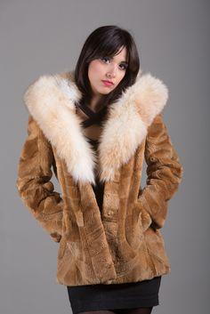 a65bdb0a01e 15 Best Beaver Fur Jackets Sheared images