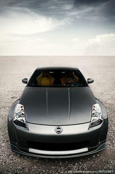 ♂ Silver grey car 350Z Basin #ecogentleman #automotive #cars #transportation