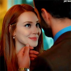 The Best Series Ever, Romantic Gif, Casual Summer Outfits For Women, Elcin Sangu, Love Kiss, Couple Cartoon, Couples In Love, Actor Model, Turkish Actors