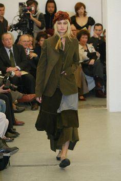 Comme des Garçons at Paris Spring 2003