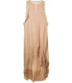 Fringed dress !