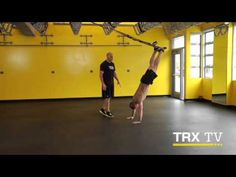 Incline Press from basic to advanced    TRX TV October: Incline Press