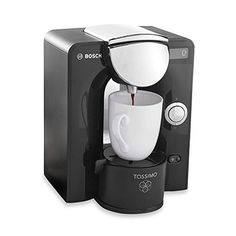 Bosch Tassimo T55 Single Cup Home Brewing System * Continue to the product at the image link.
