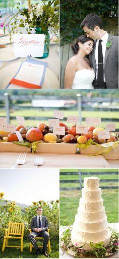 Heirloom Tomatoes #summer #camillestyles