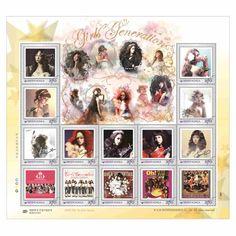 소녀시대 우표!