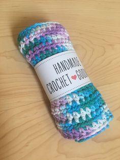 #Crochet #Dishcloths #DishclothSet #Multicolor #Dishcloths #Handmade #Facial #Cloths #Washcloths, #Crocheted @etsy @etsylove #Etsy #Shopping #Gifts