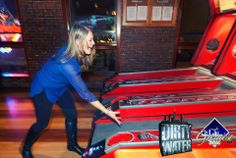 Did you know we host a Skeeball league every Wednesday and Thursday? Come by to see it in action -- or pop in any other day to toss a ball and have some fun!