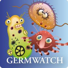 Use Germ Watch to stay up to date with the trending germs so you can protect yourself and your family.
