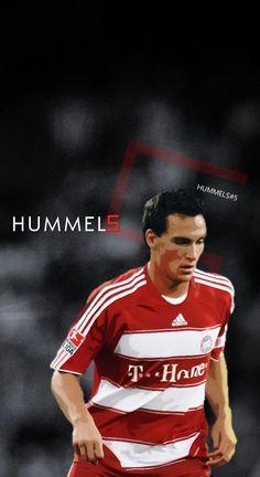 Mats Hummels - Bayern Munich - Football - Soccer Creative Art - wallpaper