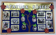Atatürk Köşesi Grade 1, Preschool Activities, Origami, Gallery Wall, Education, Children, Frame, Poster, Pictures
