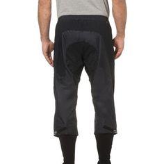 Image of Vaude Men's Spray 3/4 Pants III Rain Pants - black