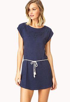 On The Range T-Shirt Dress | FOREVER21 - 2000088235 #F21CRUSH