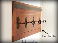 Antique Hardware for Doors, Kitchen Cabinets, & Drawers - Redhead Can Decorate