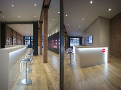 Leica Store by WZ Architecture, San Francisco – California » Retail Design Blog