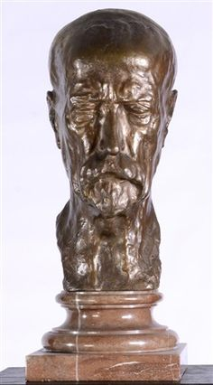View Bust of T. A bust of the first czechoslovak president tomáš Garrigue masaryk by Vincenc Makovský on artnet. Browse upcoming and past auction lots by Vincenc Makovský. Presidents, Lion Sculpture, Statue, Artist, Artists, Sculptures, Sculpture