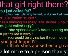 bullying quotes for teens | ... bullying http sadpoems99 blogspot com 2013 04 sad poems about bullying