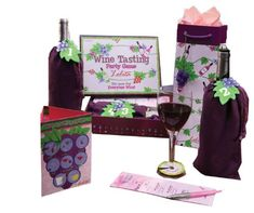 CR Gibson Lolita Wine Tasting Party Kit * Details can be found by clicking on the image.