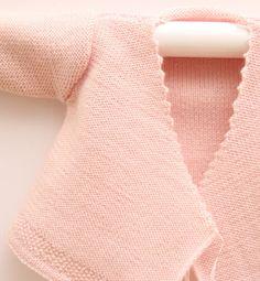 Cache-coeur Explications tricot en Français par LittleFrenchKnits