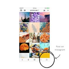 The easiest way to make a rainbow Instagram feed and color transition. Have fun!