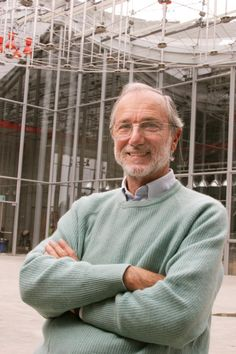 """Renzo Piano, Architect.  """"Architecture is science, is technology, is geography, is typography, is anthropology, is sociology, is art, is history."""" #Architecture #quote #people"""
