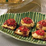 Baby Hot Browns --http://www.myrecipes.com/recipe/baby-hot-browns-10000000544487/