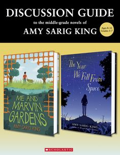Discussion questions and extension activities to pair with the middle-grade novels of Amy Sarig King! Reading Resources, Teacher Resources, Family Divorce, Environmental Issues, Depression, Amy, Novels, Middle, Author