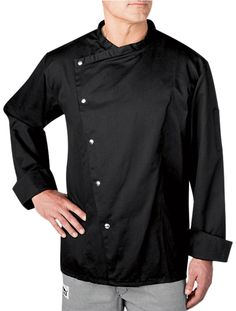 383c22133d2 Chefwear Four Star Snap Chef Coat