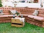 Outdoor vintage furniture Somethingvintage.com.au