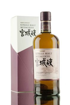Located in the north of Japan's Honshu island, this Japanese single malt whisky from Nikka's Miyagikyo distillery, has been created with an emphasis towards ex-sherry cask maturation. Packed with flavours, which entry level release from Miyagikyo is great place to start when exploring the world of Japanese whisky.