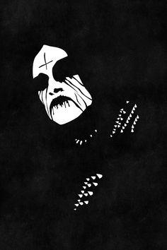 Gorgoroth minimalist poster. Prints at: http://store.hbnbm.com/