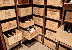 Ranger vos caisses de vins avec modulorack