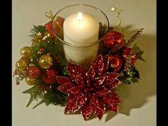 334 Best navidad images in 2020 Christmas Flower Arrangements, Christmas Table Centerpieces, Christmas Candles, Christmas Love, Xmas Decorations, Christmas Holidays, Christmas Wreaths, Christmas Crafts, Christmas Ornaments