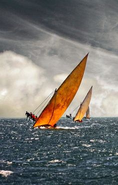 The art of Swahili Dhow Racing Photo by david schweitzer on Getty Images