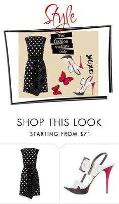 """""""Memo"""" by nusongbird ❤ liked on Polyvore featuring Gianmarco Lorenzi"""