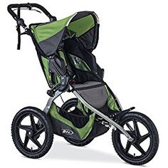 BOB 2016 Sport Utility Jogging Stroller, Meadow Green