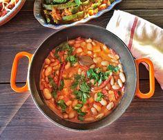 PIPER NIGRUM: Barlotti Beans / Barbunya