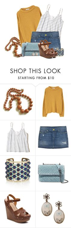 """Untitled #1652"" by linda-olson ❤ liked on Polyvore featuring MANGO, Hollister Co., True Religion, Etro, Bottega Veneta and Chinese Laundry"